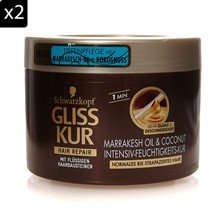 2 maschere Hair Repair - 200 ml