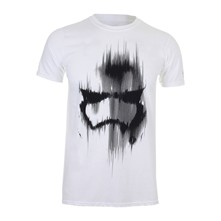 Trooper Mask - Camiseta - blanco