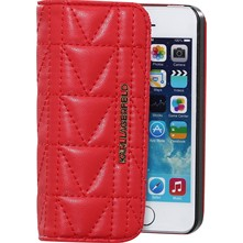 iPhone 6 - Coque clapet pour Apple iPhone 6 - rouge