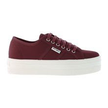 BASKET LONA P - Sneakers - bordeaux