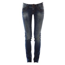 ASPEN - Jean slim - denim bleu
