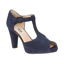 Kendra Flower - Pumps - marineblau