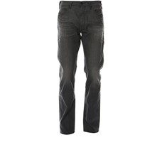 504 Regular Tapered - Jean - gris oscuro