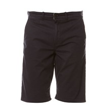 Chino - Short - marineblauw