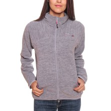Talice - Sweat polaire - gris clair