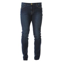 Joanna - Jean slim - denim azul