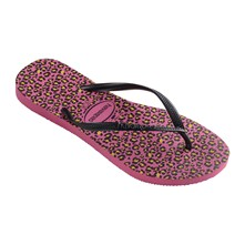 SLIM ANIMALS - Teenslippers - roze