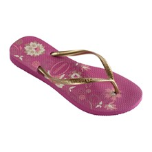 SLIM ORGANIC - Slippers - roze