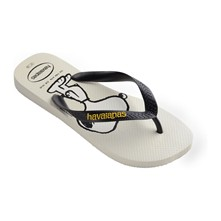 SNOOPY - Chanclas - blanco