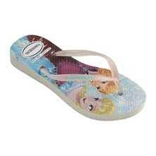 KIDS SLIM - Chanclas - celeste