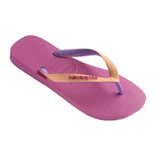 TOP MIX - Flipflops - rosa