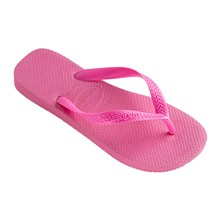 Top - Chanclas - rosa