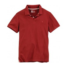 SS SLIM MILLERS - Polo - rosso