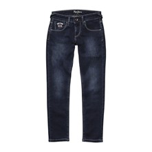 Jamison - Jean recto - denim azul