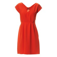Robe courte - orange
