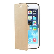 Cover con tasca per iPhone 6/6+ - dorato