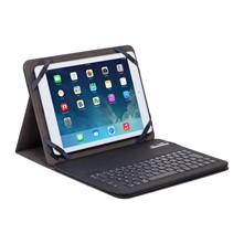 Tastiera AZERTY bluetooth da 9''-10'' - nero