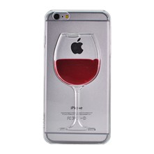 Carcasa para iPhone 6 Plus - vino
