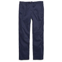 Thompson Lake Twill - Pantaloni chino - blu