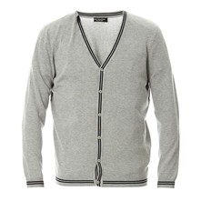Gilet - gris chine