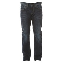 Kingston - Jean regular - denim azul