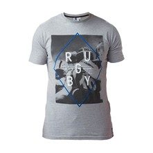 Team Spirit - Camiseta - gris