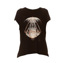 Julia - T-shirt - noir
