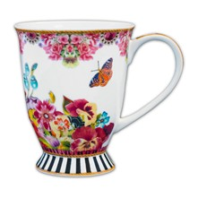 Flowers - Tazza di porcellana - multicolore