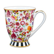 Isabelle - Tazza di porcellana - multicolore
