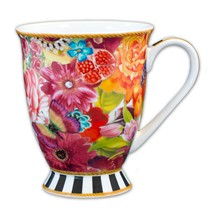 Eliza - Tazza di porcellana - multicolore