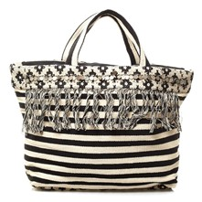 Aurelia - Shopping Bag - zweifarbig