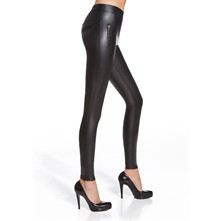 Ester - Leggings - nero