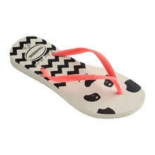 Kids Slim - Chanclas - blanco