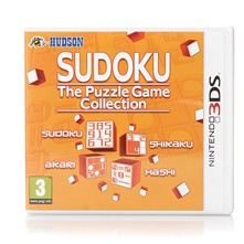 Sudoku: The Puzzle Game Collection per 3DS