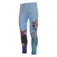 Elsa & Anna - Leggings - blau