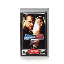 WWE Smackdown VS Raw 2009 para PSP