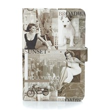 Funda para tablet 7 - 8'' - estampado