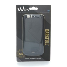 Cover per Wiko Darkfull - nero