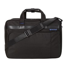 City - Borsa per laptop - nero