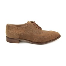 Derbies en nubuck - beige