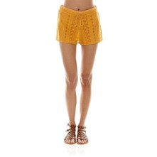 Camomille - Short - moutarde