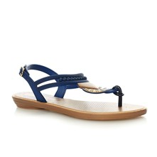 Tribal Sandal - Teenslippers - donkerblauw