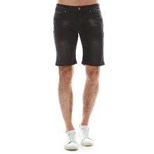 Shorts - denimschwarz