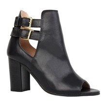 Lydie - Scarpe col tacco in pelle - nero