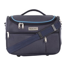 Newcastle - Beauty-case - blu scuro