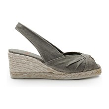 Dayana - Wedges - grau