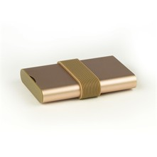 Fine power bank - High tech - oro