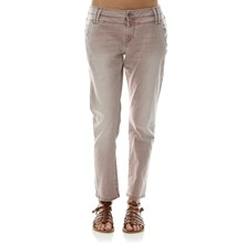 Jeans weit - rosa