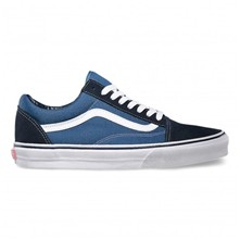 OLD SKOOL - Zapatillas - azul marino