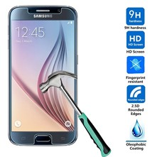 Samsung S6 - Screenprotector